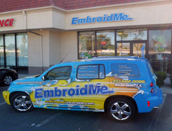 EmbroidMe of Riverside, CA store front